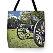 Wheels Of Production - War Tote Bag by Charles Dobbs