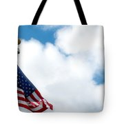 When Shall Truth Set Us Free? Tote Bag by Rory Sagner