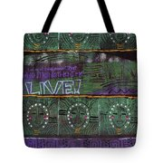 Where Many Are Gathered Tote Bag by Angela L Walker
