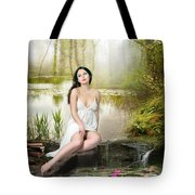 Where Secrets Are Kept Tote Bag by Mary Hood