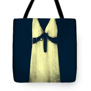 white dress Tote Bag by Joana Kruse