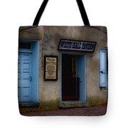 White Hall Tavern Tote Bag by Ron Jones