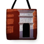 White window Tote Bag by RicardMN Photography