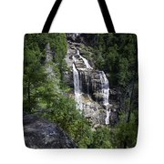 Whitewater Falls Tote Bag by Rob Travis