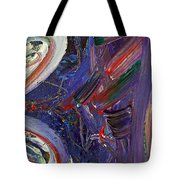 Who Sees ... Tote Bag by Gwyn Newcombe