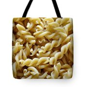 Wholemeal Pasta Tote Bag by Frank Tschakert