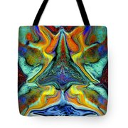 Wild Thing Tote Bag by Stephen Anderson