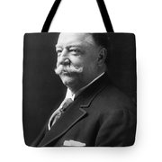 William Howard Taft - President Of The United States Of America Tote Bag by International  Images