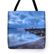 Willow Bay Tote Bag by Everet Regal