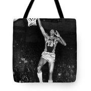 Wilt Chamberlain (1936-1996) Tote Bag by Granger