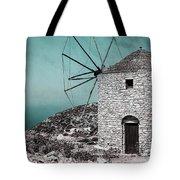 windmill Tote Bag by Joana Kruse