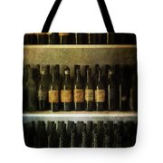 Wine Collection Tote Bag by Jill Battaglia