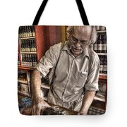 Wine I Know Was Made To Drink Tote Bag by William Fields