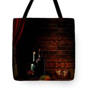Wine Lifestyle Tote Bag by Lourry Legarde
