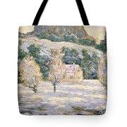 Winter Tote Bag by Ernest Lawson