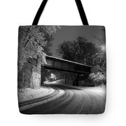 Winter's Beauty Tote Bag by Joel Witmeyer
