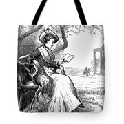 Woman Reading, 1876 Tote Bag by Granger
