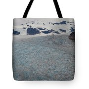 World Of Ice Tote Bag by Mike Reid