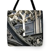 Xanten Cathedral Tote Bag by Arlene Carmel