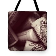Years Of Cheers Tote Bag by Trish Mistric