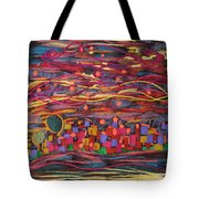 Yiskor Tote Bag by Heather Hennick