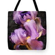 Young And In Love Tote Bag by Andee Design