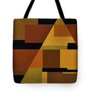 Zeal Tote Bag by Ely Arsha