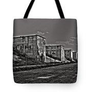 Zeppelin Field - Nuremberg Tote Bag by Juergen Weiss