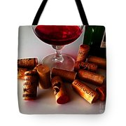 Zin Tote Bag by Cheryl Young
