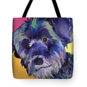 Beau Tote Bag by Pat Saunders-White