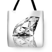 diamond Tote Bag by Setsiri Silapasuwanchai