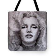 Marilyn Tote Bag by Jack Skinner