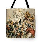 Otto Von Bismarck Tote Bag by Granger