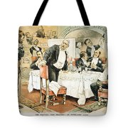 POPULIST MOVEMENT Tote Bag by Granger