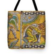 HERACLIUS (c575-641 A.D.) Tote Bag by Granger