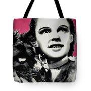 - Dorothy - Tote Bag by Luis Ludzska