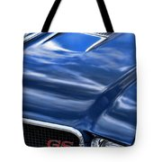 1970 Buick Gs 455  Tote Bag by Gordon Dean II