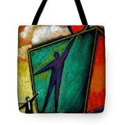 Ambition Tote Bag by Leon Zernitsky