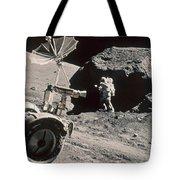 Apollo 17, December 1972: Tote Bag by Granger