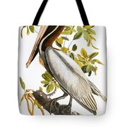 Audubon: Pelican Tote Bag by Granger
