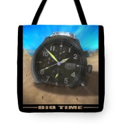 Big Time Tote Bag by Mike McGlothlen