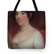 Dolley Madison Tote Bag by Photo Researchers