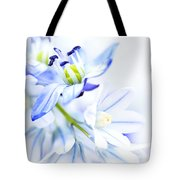 First Spring Flowers Tote Bag by Elena Elisseeva