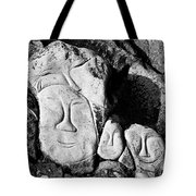 Happy Family ... Tote Bag by Juergen Weiss