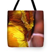 Hula Dancers Tote Bag by Nadine Rippelmeyer