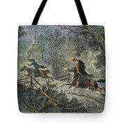 Irving: Sleepy Hollow Tote Bag by Granger
