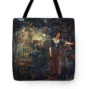 Joan Of Arc C1412-1431 Tote Bag by Granger