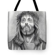 King Of Kings Tote Bag by Murphy Elliott