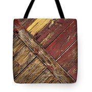 Linear Tote Bag by Kelley King