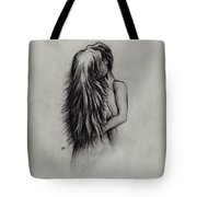 Lovers Tote Bag by Rachel Christine Nowicki